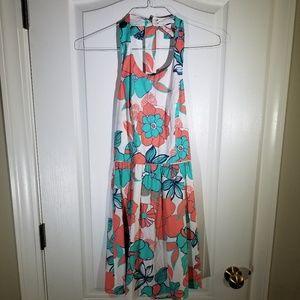 BEBOP FLORAL DRESS SIZE LARGE